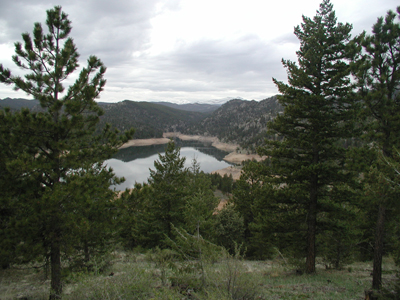 Gross reservoir for Gross reservoir fishing